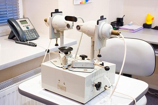 Аппаратное лечение глаз казань на бэхетле клиника для детей