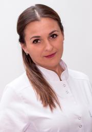 Khvostenko Oksana – the pediatric ophthalmologist of the highest category, ophthalmologist-surgeon of the clinic SVIT ZORU