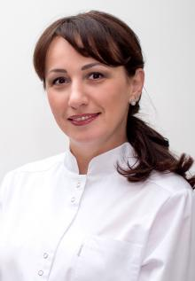 Безпалько Юлія Євгенівна – офтальмолог вищої категорії клініки СВІТ ЗОРУ