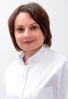 Попова Уляна Романовна – офтальмолог высшей категории, ретинолог клиники СВІТ ЗОРУ