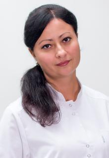 Рудич Наталия Петровна – медицинская сестра высшей категории, старшая медицинская сестра клиники СВІТ ЗОРУ